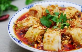 Nấu ăn món ngon mỗi ngày với Rau mùi, cách làm gà tứ xuyên 6