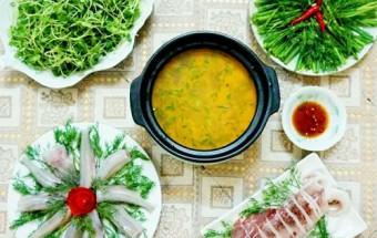 Nấu ăn món ngon mỗi ngày với Nước mắm, Chào thu với món lẩu cá khoai thơm ngon tuyệt vời kết quả