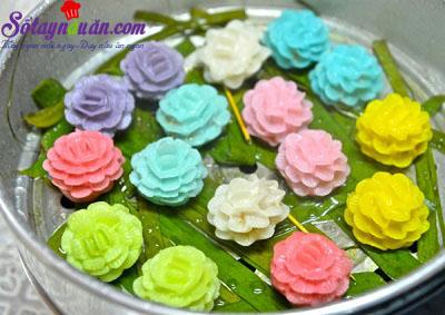 Hướng dẫn làm bánh của giới quý tộc Thái đẹp tuyệt 11
