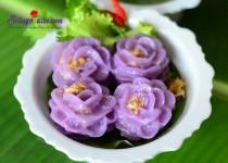 Hướng dẫn làm bánh của giới quý tộc Thái đẹp tuyệt