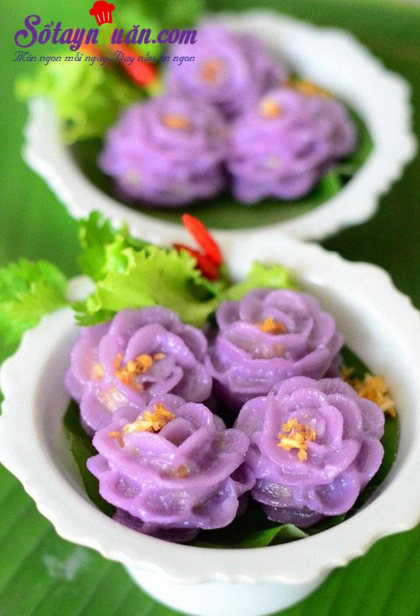 Hướng dẫn làm bánh của giới quý tộc Thái đẹp tuyệt kết quả