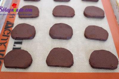 Hướng dẫn làm bánh Oreo bơ đậu phộng cực ngon 12