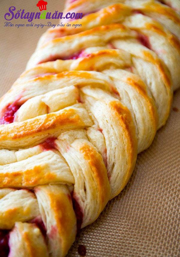 Hướng dẫn làm bánh pastry Đan Mạch siêu hấp dẫn kết quả