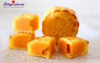 Nấu ăn món ngon mỗi ngày với Sữa đặc, Hướng dẫn làm bánh trung thu kiểu Hồng Kông cực dễ kết quả