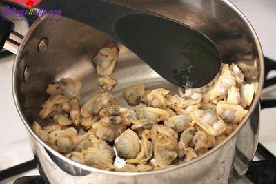 cách làm cơm trộn hải sản 7