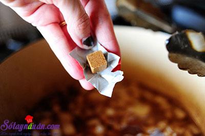 hướng dẫn cách làm món bò hầm bia ngon tuyệt 4