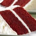 bánh anh đào, Cách làm bánh bông lan màu đỏ 16