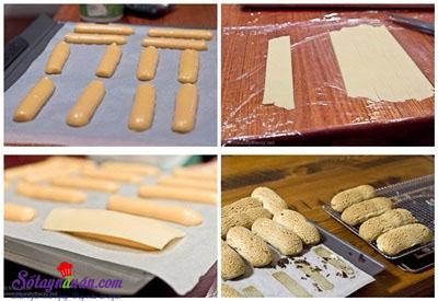 Cách làm bánh Éclair - bánh nữ công tước của Pháp 4
