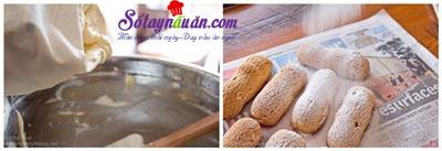 Cách làm bánh Éclair - bánh nữ công tước của Pháp 9