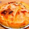 bánh trà xanh, Cách làm bánh quả mâm xôi nướng phủ đường hấp dẫn 10