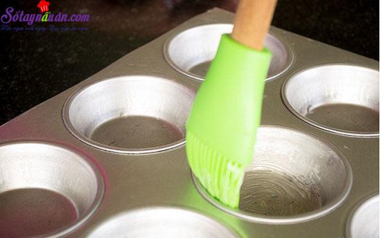 Cách làm món bánh nướng nhân dâu tây 6