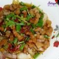 hướng dẫn nấu sườn xào chua ngọt, Cách làm mắm cá lóc chưng tóp mỡ 3