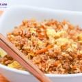 Hướng dẫn làm bạch tuộc xào cay kiểu Hàn, cách làm món cơm chiên nhật bản 16