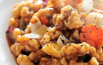Nấu ăn món ngon mỗi ngày với Hạt tiêu, cách làm món thịt rán chua ngọt kiểu Hàn Quốc