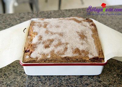 Công thức cho bánh bông lan cherry nướng thêm ngon 8