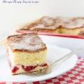 bánh kem, Công thức cho bánh bông lan cherry nướng thêm ngon kết quả
