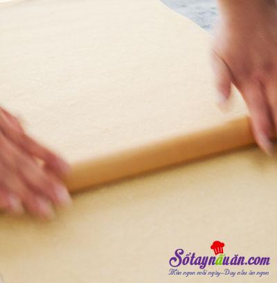 Công thức cho món bánh quế cuộn mứt dâu ngon tuyệt hảo 6