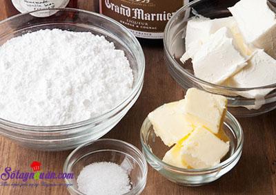 Công thức cho món bánh quế cuộn mứt dâu ngon tuyệt hảo nguyên liệu