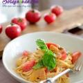 cơm chiên trứng, Công thức cho món spaghetti kim chi dai ngon từng sợi kết quả