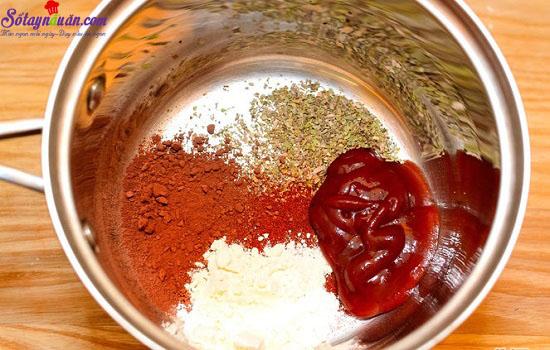 cách làm món Enchiladas phô mai nướng đúng điệu 2