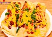Cách làm món Enchiladas phô mai nướng đúng điệu