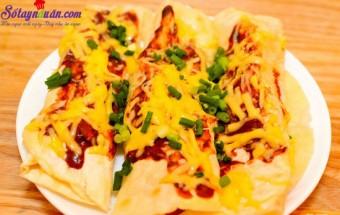 món ngon lạ, cách làm món Enchiladas phô mai nướng đúng điệu 10
