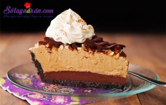 Nấu ăn món ngon mỗi ngày với bơ lạt, Cách làm mud pie vô cùng hấp dẫn cho mùa noel kết quả 2