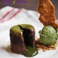 bánh sinh nhật, Cách làm lava cake ngọt ngào siêu hấp dẫn kết quả