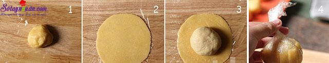 cách làm bánh melon pan ngon tuyệt 3