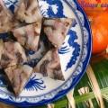 bí quyết làm vịt hầm hạt sen thơm ngon, Cách làm giò xào cực ngon cho bữa cơm hàng ngày kết quả