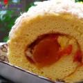 kem dâu tây, Công thức bánh bông lan cuộn trứng muối xốp mềm khó cưỡng kết quả
