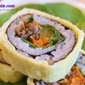 cơm trộn, Công thức cho món trứng bọc kimbap bò ngon đúng điệu kết quả