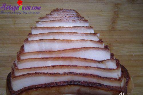 Độc đáo với thịt sốt hình kim tự tháp - món ngon Hàng Châu 6