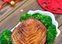 Độc đáo với thịt sốt hình kim tự tháp – món ngon Hàng Châu