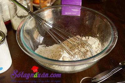 Hướng dẫn làm bánh scones hương quế giòn tan thơm ngon 2