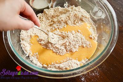Hướng dẫn làm bánh scones hương quế giòn tan thơm ngon 5