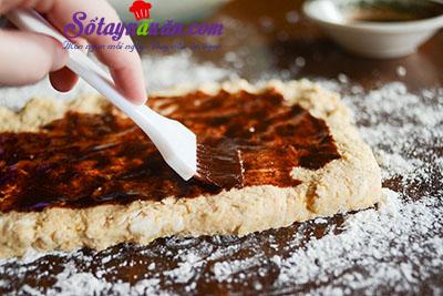 Hướng dẫn làm bánh scones hương quế giòn tan thơm ngon 7(1)