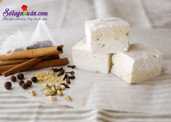 Hướng dẫn làm kẹo marshmallow 2 lớp dẻo, ngon hết sẩy kết quả