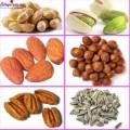 Cách làm hoa sen quả dứa bằng kẹo oishi, Thực phẩm giàu vitamin E tốt cho da 10