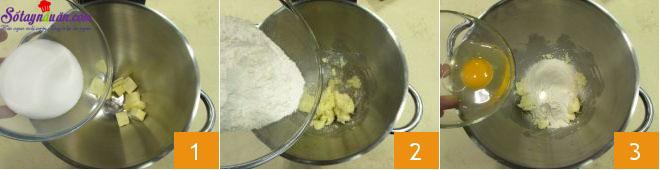 Cách làm bánh Crostata dâu tây ngon tuyệt 1