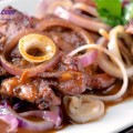 đồ ăn trung quốc, Cách làm beefsteak phiên bản Philippines nhìn là muốn ăn kết quả