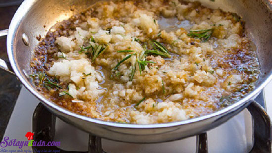 thịt bò kho khoai lang kiểu Ý 4