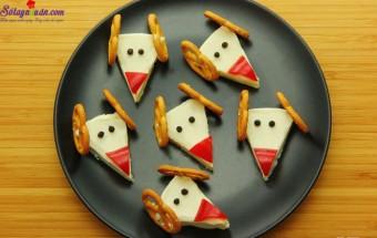 cách làm bánh, Cách làm phô mai tuần lộc 9