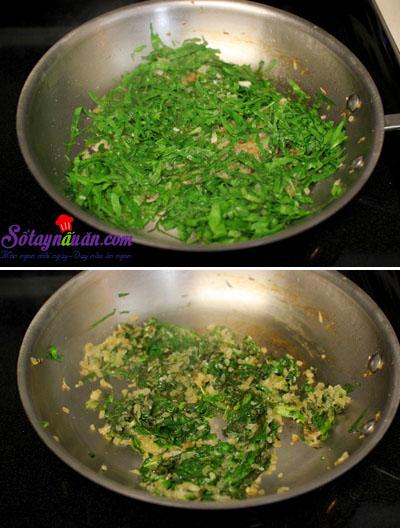 Cách làm thịt gà cuộn bông cải ngon không thể cưỡng 3