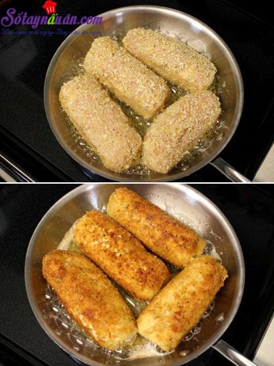 Cách làm thịt gà cuộn bông cải ngon không thể cưỡng 9