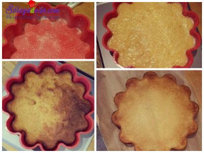 Công thức cho món bánh cam hạnh nhân ngon ngọt ngào 4