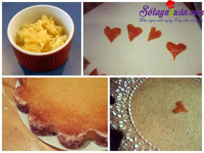 Công thức cho món bánh cam hạnh nhân ngon ngọt ngào 5