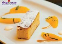 Công thức cho món bánh cam hạnh nhân ngon ngọt ngào