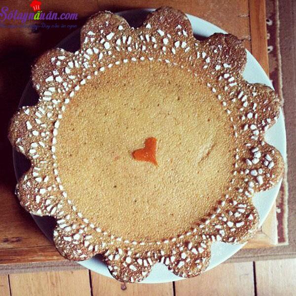 Công thức cho món bánh cam hạnh nhân ngon ngọt ngào kết quả
