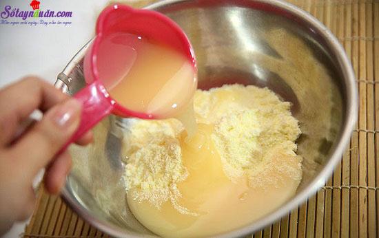 Cách làm kẹo sữa dẻo 1